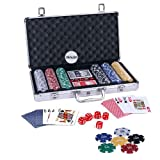 Casinoite Poker Chip Set with Printing Toy