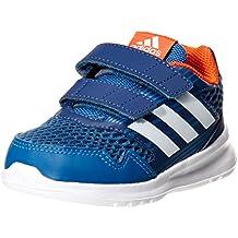 adidas AltaRun CF I - Zapatillas de deportepara niños, Azul - (AZUBAS/FTWBLA/AZUMIS), 22