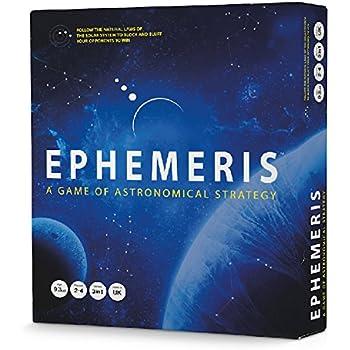 Ephemeris A Game of Astronomical Strategy