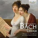 C.P.E. Bach : Mélodies sacrées. Blasco, Mahugo.