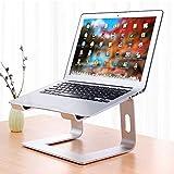 HSXOT Laptophalterung Aus Aluminiumlegierung Erhöht Die Höhe des Tragbaren Gebärmutterhalses Von Apple