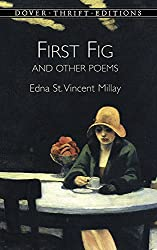First Fig and Other Poems (Dover Thrift Editions)
