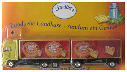 Landliebe Nr.11 - Landkäse - Man TG - Hängerzug