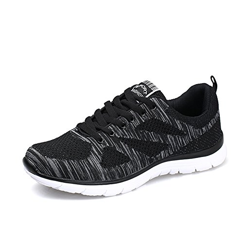 populalar men women casual sports shoes air trainers fitness flats running athletic competition sneakers 2-8.5 uk