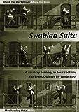 Swabian Suite. A Country Scenery In Four Sections For Brass Quintet / Für Blechbläserquintett (Musik für Blechbläser)