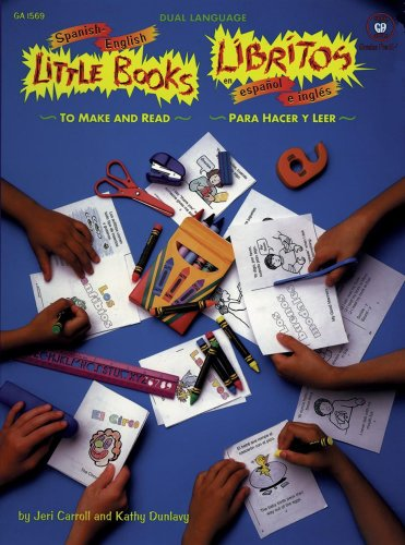 Spanish-English Little Books to Make and Read, Grades Pk - 2