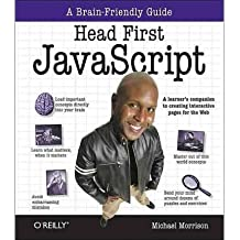 [ HEAD FIRST JAVASCRIPT BY MORRISON, MICHAEL](AUTHOR)PAPERBACK