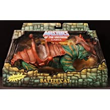 HeMan Masters of the Universe Classics Exclusive Action Figure Battle Cat Fighting Tiger of Eternia by Masters of the Universe Classics