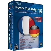 Power Translator 16 Express Deutsch-Französisch. Für Microsoft® Windows® 8, 7, Vista(TM), XP oder ME in den Varianten (32-/64-bit)