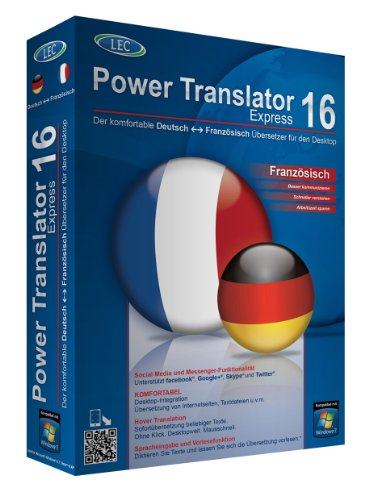 Power Translator 16 Express Deutsch-Französisch