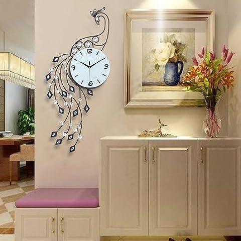 FEI&S Vintage Orologio da parete Orologio Digita grandi Orologi da parete #13 - Tropical Luce Di Notte