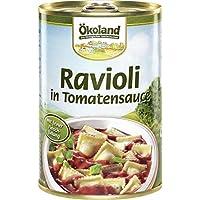 Ökoland Bio Ravioli (6 x 400 gr)