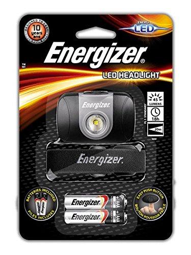 Energizer Headlight Taschenlampe, Schwarz, Kunststoff, 0, 0.75 W, 0, 0 Energizer Headlight