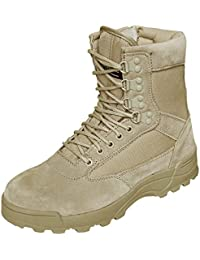 BranditSWAT Tactical Security Boot - Botas Militar Hombre