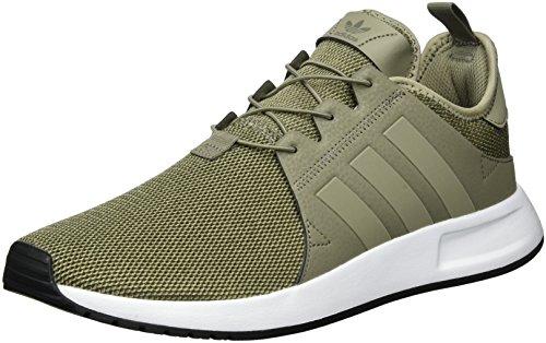Schuhe Grüne Herren (adidas Herren X_PLR Sneaker, Grün (Trace Cargo/Trace Brown/Ftwr White), 41 1/3)