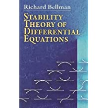 Stability Theory of Differential Equations (Dover Books on Mathematics)