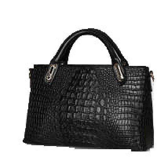 PACK Borse Borse Borse Borse A Tracolla High-end Exquisite Trendy Luxurious Retro Urban Light,B:Black B:Black