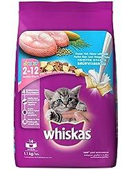 Whiskas Cat Food Junior Ocean Fish, 1.1 kg