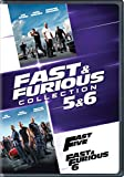 Fast & Furious Collection: 5 & 6 [Import anglais]