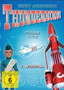 Thunderbirds - 1. Staffel, Folge 01-16 [5 DVDs]
