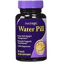Natrol acqua compresse pillola x60 - diuretico naturale