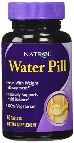 Natrol acqua compresse pillola x60 - diuretico