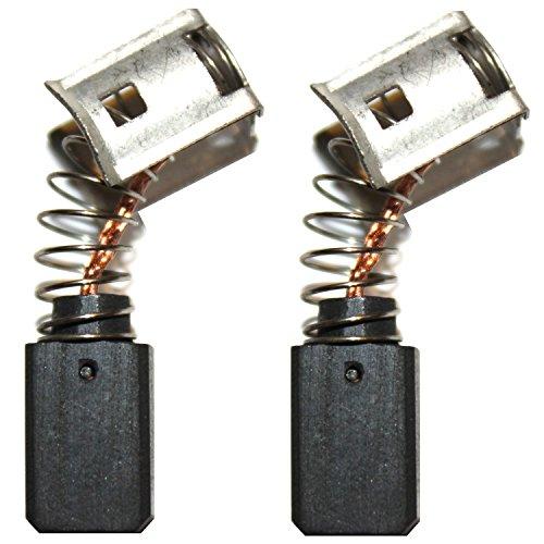 Preisvergleich Produktbild Kohlebürsten Motorkohlen Kohlen für Hilti TE 1 / TE 5 / TE 10 / TM 8 / TE-5 / TE-10 Qualitätskohlebürsten
