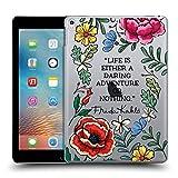 Head Case Designs Officiel Frida Kahlo Aventure Audacieuse Art Citations Étui Coque D'Arrière Rigide iPad Pro 10.5 (2017)