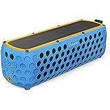 Altavoz Bluetooth, Dreamix Altavoces Inalámbrico Portátil Bluetooth 4.0 Doble Altavoz HD Stéreo y sin pérdidas con 30 Horas de Emisión Continua (Azul)