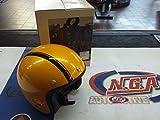 606413m03yl Helm MotoGuzzi Roamer gelb glänzend M 57/58cm