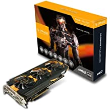 Sapphire 11227-00-40G Radeon R9 290 Tri-X OC, 4GB GDDR5, 2x DVI, HDMI, DisplayPort