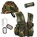 Photo de Uniforme militaire britannique - Cadeau pour enfant - Camouflage (lot n°6) par Mixed Brand