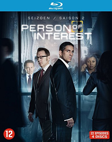 Person of Interest - Saison 2 [Blu-ray]