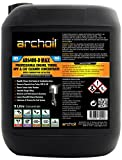 Archoil AR6400-D MAX Professional Diesel Engine, Turbo, DPF & CAT Cleaner Concentrate - 5 Litres