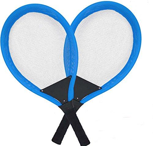Blau Tennisschläger Badmintonschläger Tennisschläger Set Ball Spielzeug