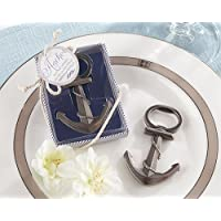 Anchor Nautical-Themed Bottle Opener [SET OF 24] by Kate Aspen, Inc. Wedding Favors preisvergleich bei billige-tabletten.eu