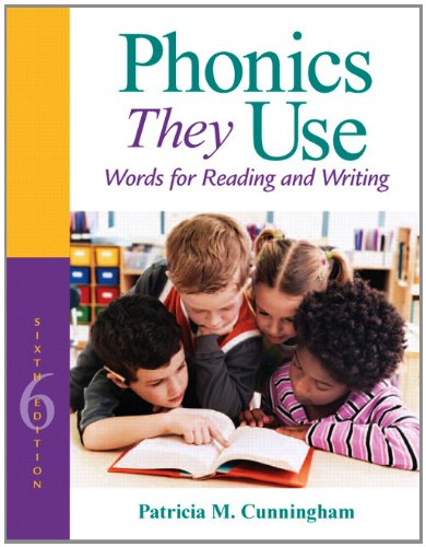 Phonics They Use:Words for Reading and Writing (Making Words)