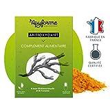 Apyforme - Antioxydant - Complément alimentaire antioxydant - Curcuma et algue ecklonia bicyclis - Sans pesticide, sans OGM, sans gluten - 30 gélules végétales - Made in France