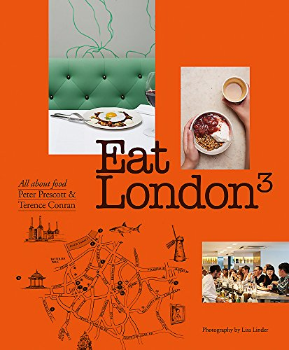 Eat London: All About Food (Cafe-chip)