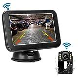 Kit de caméra de recul numérique sans Fil 5' Grand écran Vision Nocturne IP68...