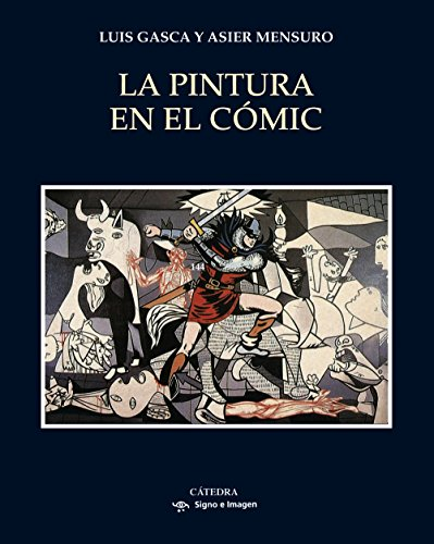 LA PINTURA EN EL COMIC