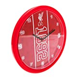 Liverpool FC Wall Clock – Clock memorabilia Fan Shop