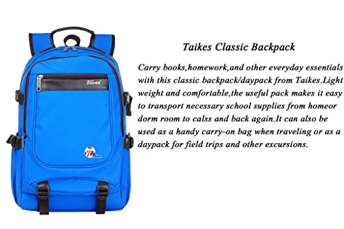 Binlion Taikes Daily Backpack with Lap Top Layer Coffee15
