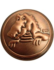 Crocs Gold Duke Ornament-Clog Unisex Kinder, Mehrfarbig, Einheitsgröße
