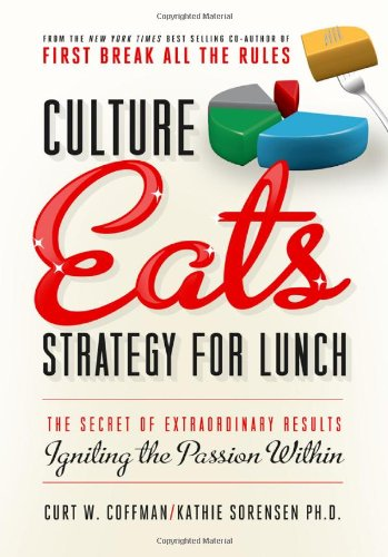 Culture Eats : Strategy for Lunch
