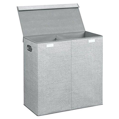 interdesign-aldo-cesta-doppia-abbigliamento-lavanderia-pieghevole-divisore-con-maniglie-e-coperchio-