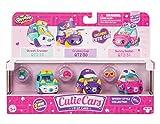 Shopkins Cutie Cars 3 Pack – Speedy Style