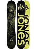 Freeride snowboard uomo Jones Snowboards Explorer 164W 2018