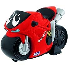 Chicco - Motocicleta Turbo Touch Ducati, recorre más de 10 metros
