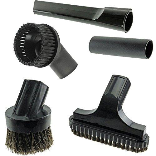 Spares2go Mini boquilla para escaleras y cepillo redondo Kit de herramientas para Parkside...
